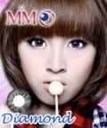 MIMO钻石甜心灰