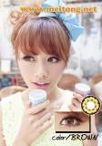 樱花三色(棕色)美瞳