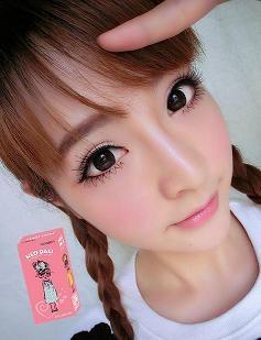 NEO钻石(黑色)美瞳